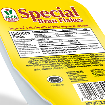 Special Bran Flakes